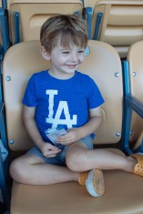 Coops 1st Dodger Game (5 of 14)